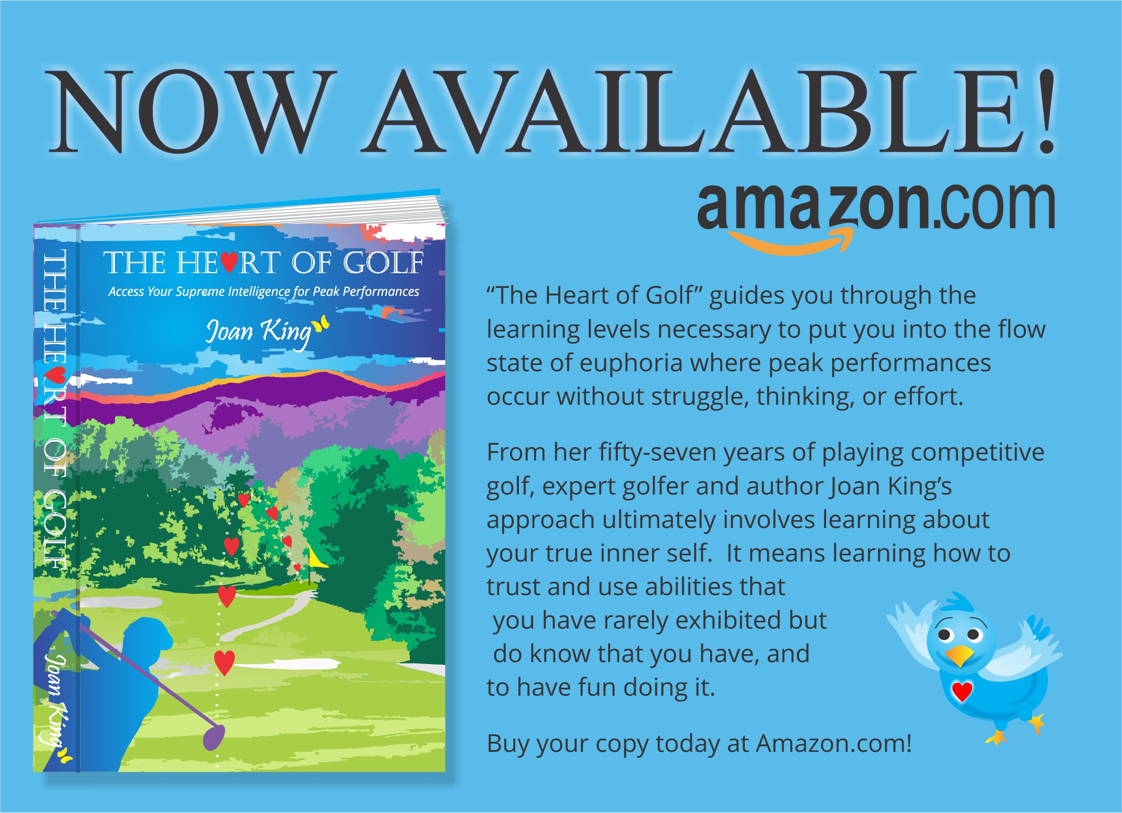 THE HEART OF GOLF